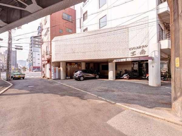 写真:ビジネスホテル 三島