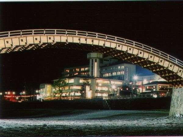 写真:錦帯橋温泉 岩国国際観光ホテル