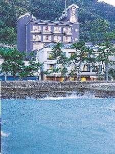 写真:伊勢志摩 二見浦 夫婦岩前 旅館 大石屋