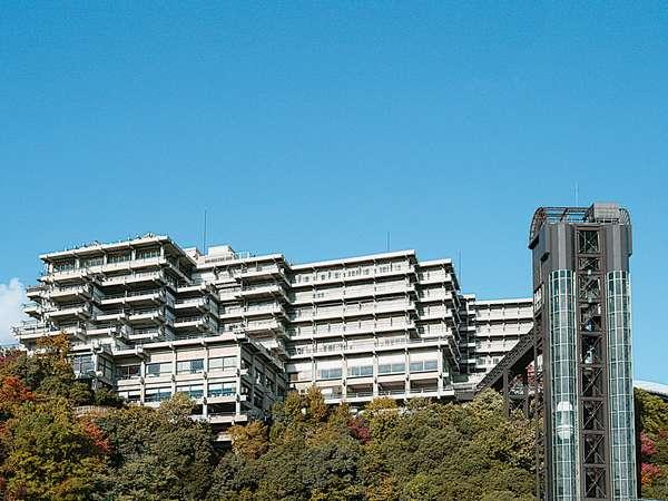 写真:大江戸温泉物語 箕面観光ホテル 箕面温泉スパーガーデン