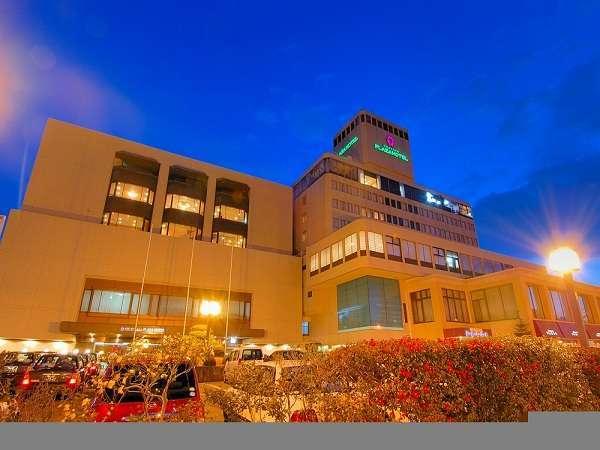 写真:岡山プラザホテル
