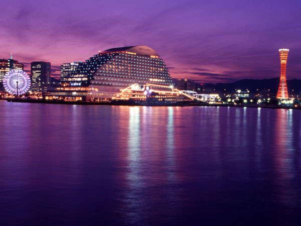 写真:神戸メリケンパークオリエンタルホテル
