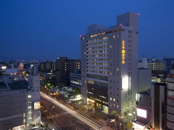 写真:天王寺都ホテル