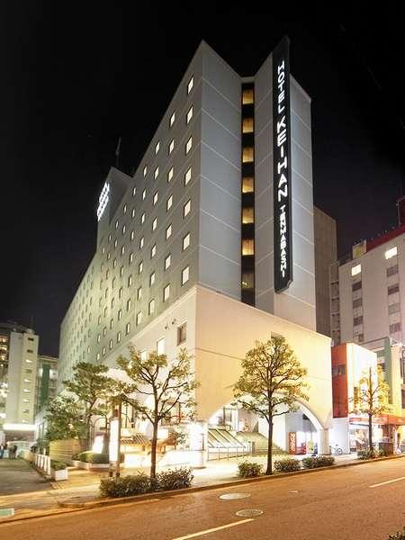 写真:ホテル京阪天満橋
