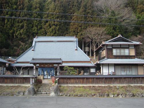 写真:古民家の宿 木治屋