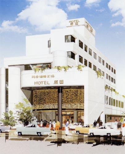写真:ホテル原田