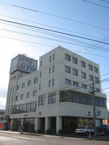 写真:ビジネスホテル 青山
