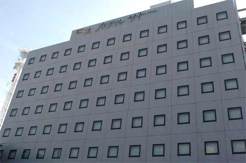 写真:ホテルサトー水戸