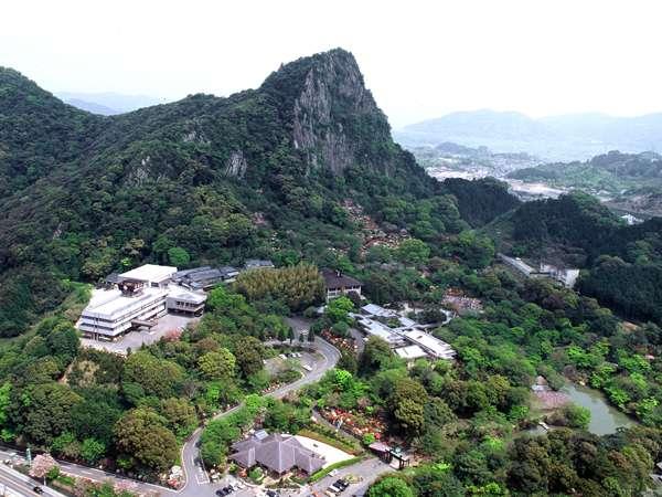 写真:武雄温泉 御船山観光ホテル