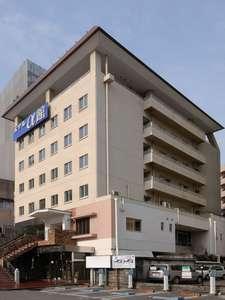 写真:ホテルα館