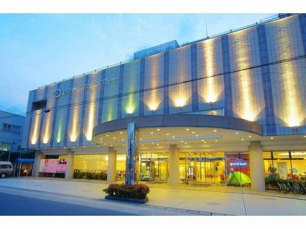 写真:新ロイヤルホテル四万十
