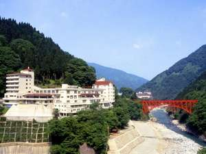 写真:黒部峡谷・宇奈月温泉 ホテル黒部