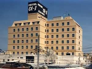 写真:ホテルアルファーワン丸亀
