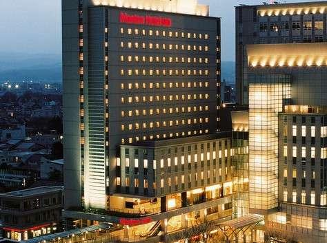写真:高岡マンテンホテル駅前