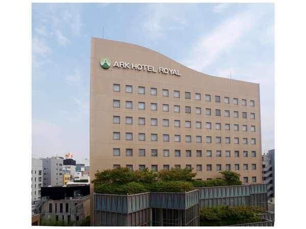 写真:アークホテルロイヤル福岡天神