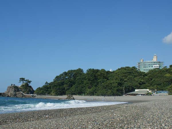 写真:国民宿舎桂浜荘