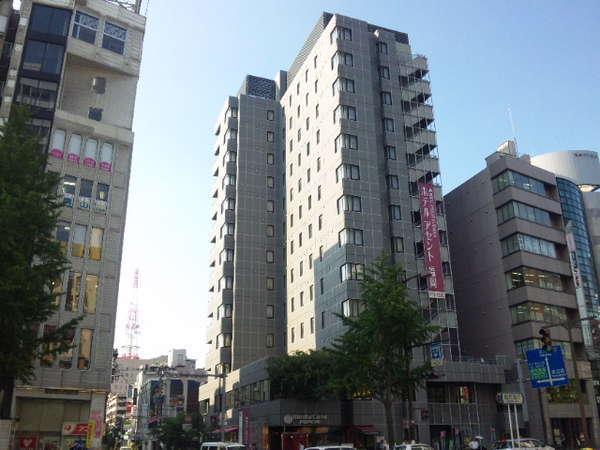 写真:ホテルアセント福岡