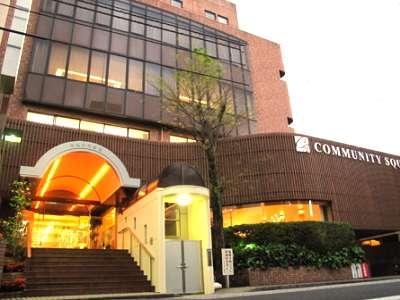 写真:高知共済会館COMMUNITYSQUARE