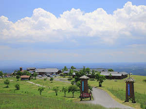 写真:久住高原コテージ