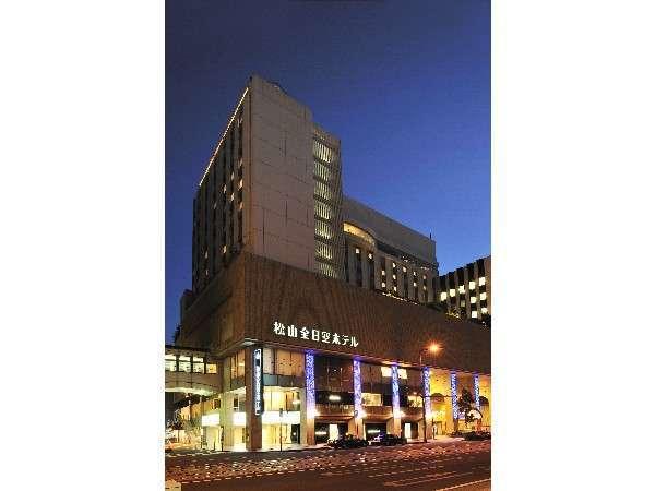 写真:松山全日空ホテル