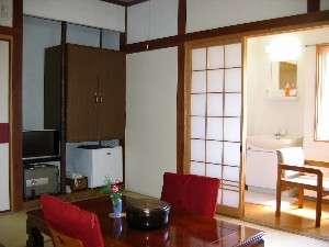 写真:花旅館 岩戸屋