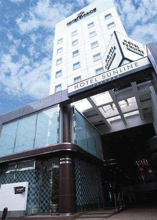 写真:ホテルサンライン福岡 大濠