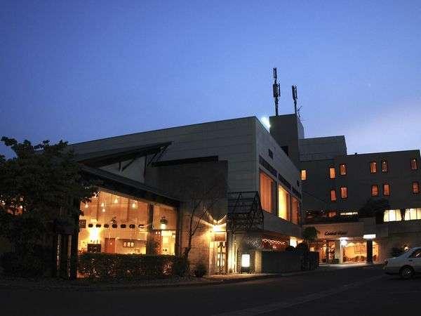 写真:セントラルホテル鴨島