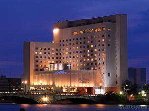 写真:ホテルオークラ新潟