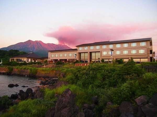 写真:桜島マグマ温泉 国民宿舎 レインボー桜島