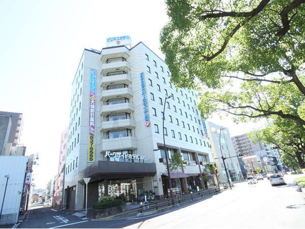 写真:ビジネスホテル パークサイド高松
