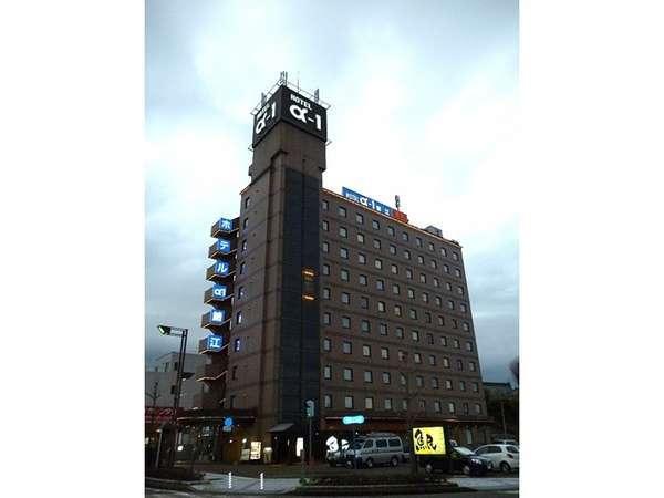 写真:ホテルアルファーワン鯖江