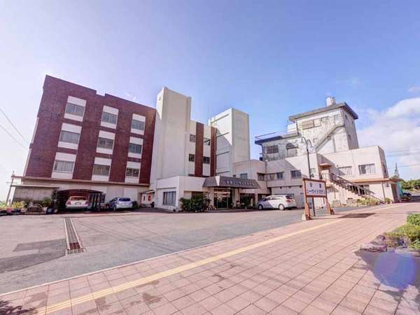 写真:桜島シーサイドホテル