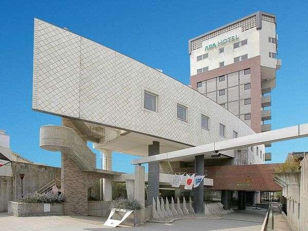 写真:アパホテル<金沢野町>
