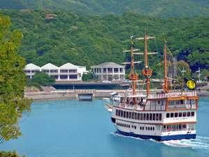 写真:九十九島温泉花みずきSASPA (サスパ)