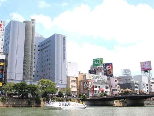 写真:博多エクセルホテル東急