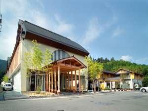 写真:神山温泉 ホテル四季の里&いやしの湯