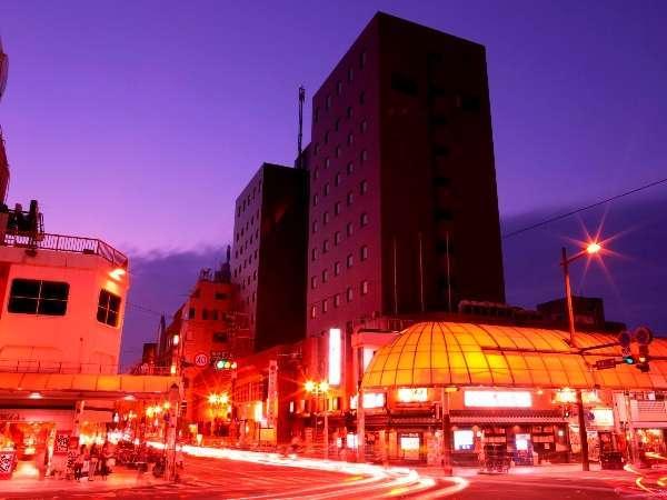 写真:アリストンホテル宮崎