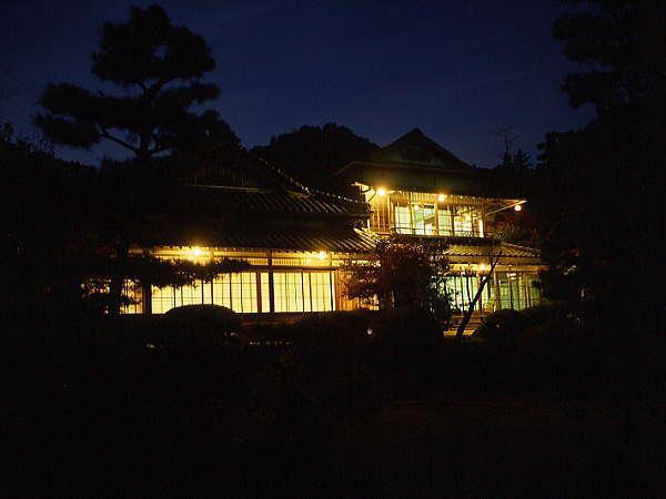 写真:湯田温泉 名勝 山水園