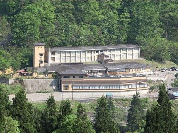 写真:五箇山温泉 国民宿舎 五箇山荘