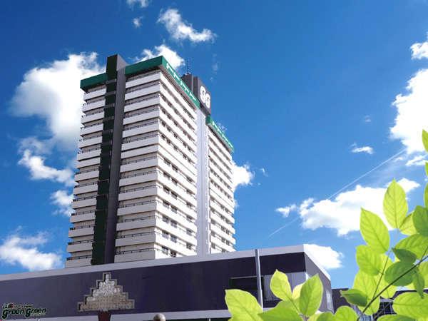 写真:仙台作並温泉 La楽リゾートホテルグリーングリーン