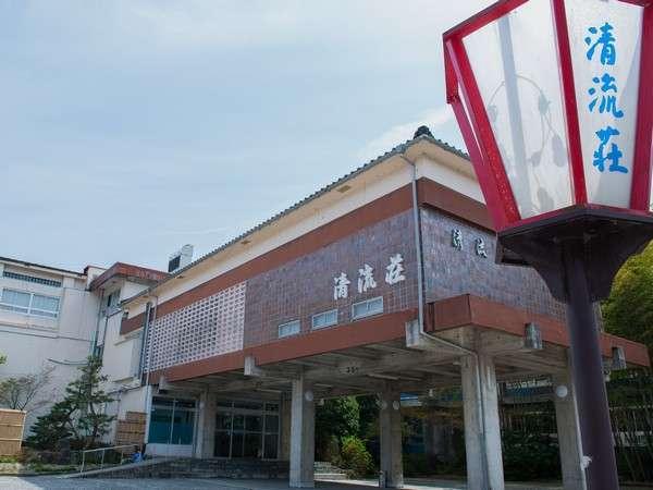 写真:三朝温泉 山峡露天 清流荘