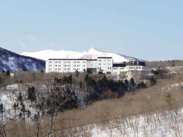 写真:森と空に抱かれる宿 みやぎ蔵王高原ホテル