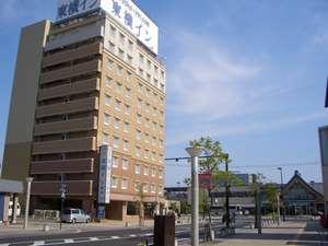 写真:東横イン出雲市駅前
