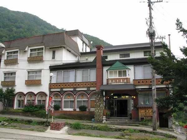 写真:ホテル岩戸屋