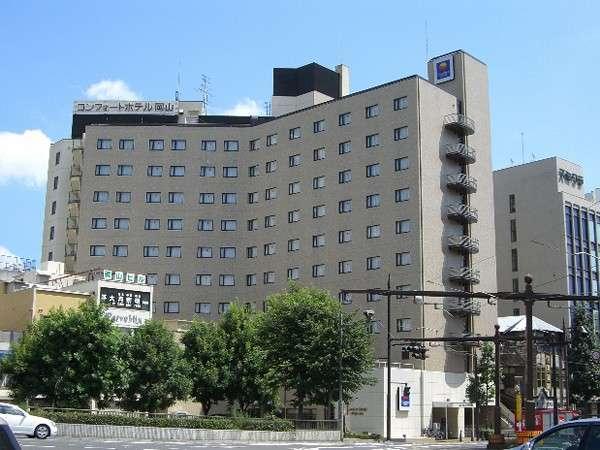 写真:コンフォートホテル岡山