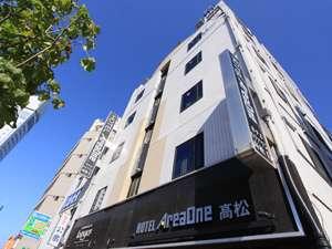 写真:ホテルエリアワン高松(HOTEL Areaone)