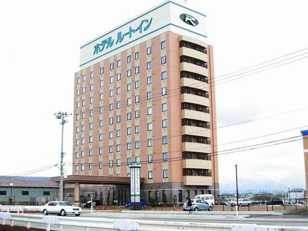 写真:ホテルルートイン新発田インター
