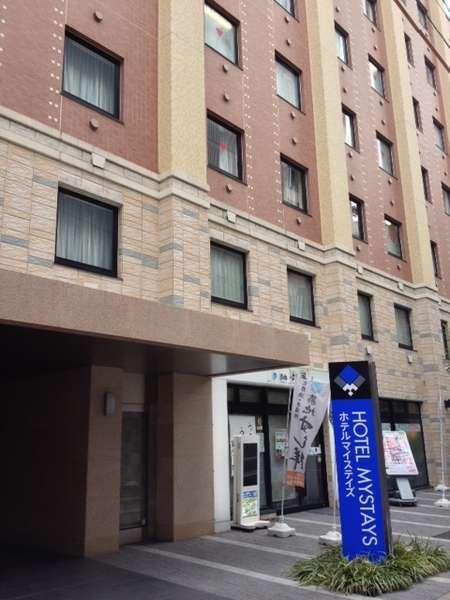 写真:ホテルマイステイズ福岡天神