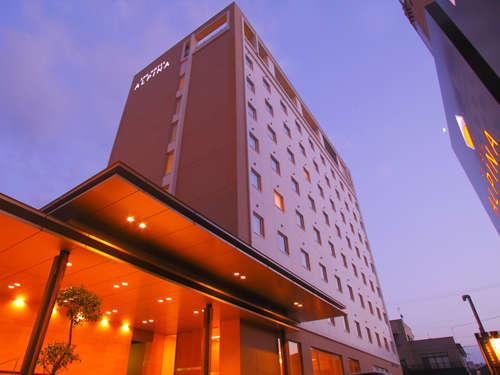 写真:スパホテルアルピナ飛騨高山
