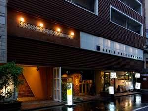 写真:キャビンホテル博多